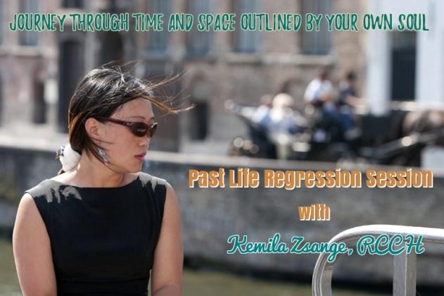 Kemila Zsange Past Life Regression