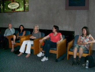 Past Life Regression Group session Hypnosis