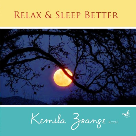 Sleep Well with Kemila Zsange Hypnotherapy & Counselling