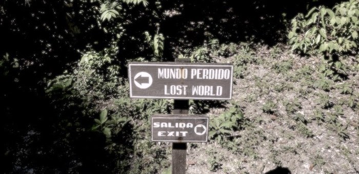 Lost World or Exit