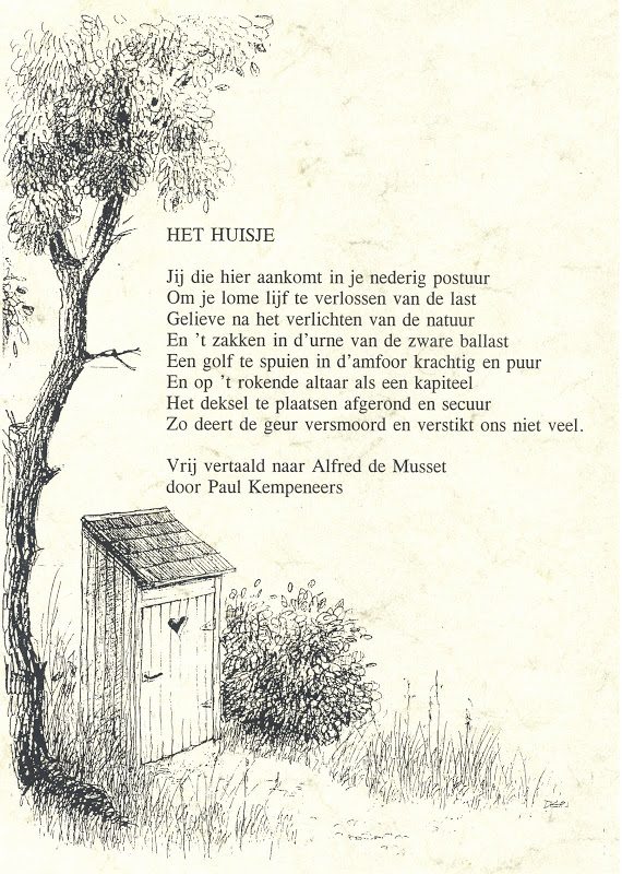 Kempeneers, Paul - Het huisje