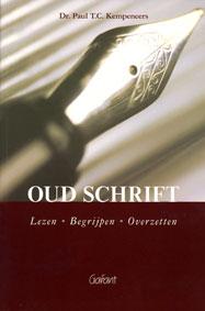 Oud-Schrift-Cover