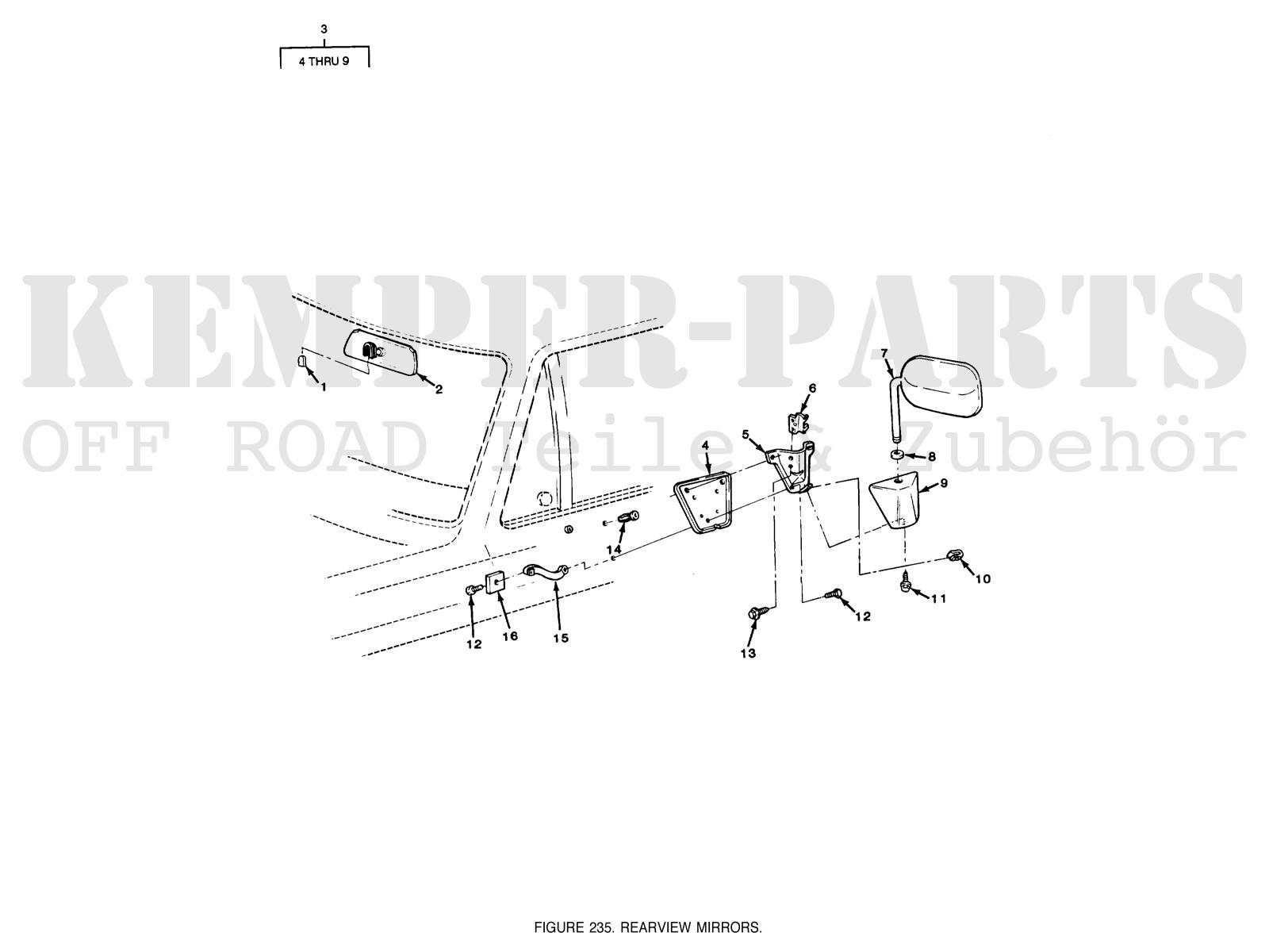 Chevy K5 4x4 | Wiring Diagram Database on
