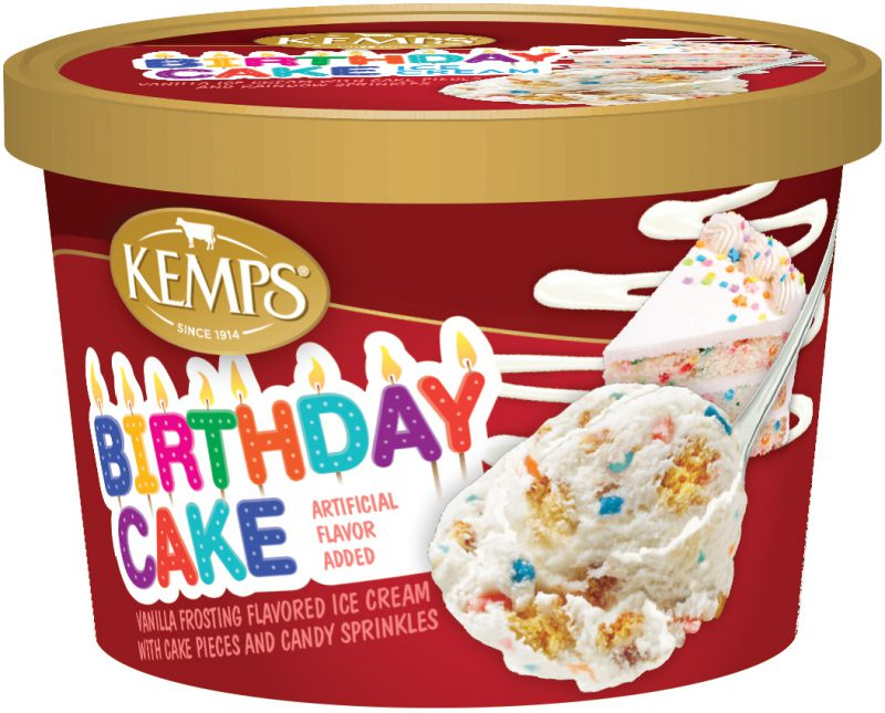 Birthday Cake Kemps