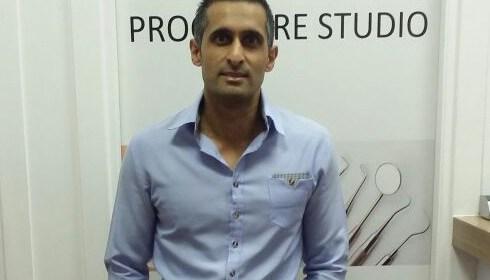 DR S Kholvadia