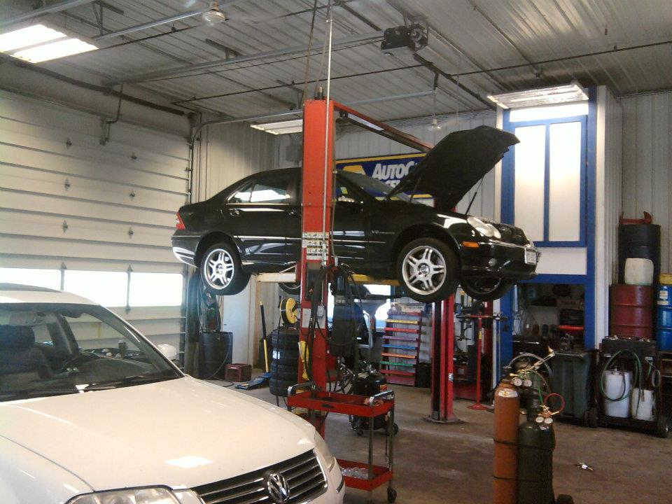 Safety And Health In The Auto Repair Shop Industry
