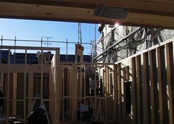 木造 門型 ラーメンフレーム 納品実績 賢 静岡県静岡市 3