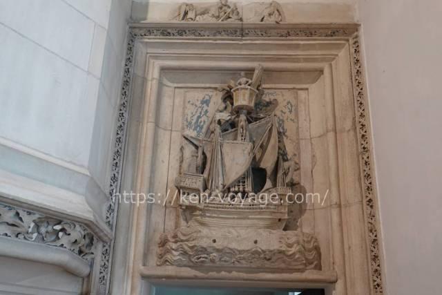 sculpture galleass