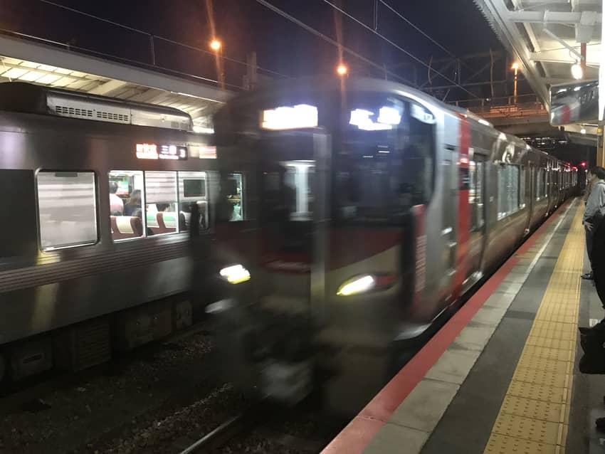 呉線の列車