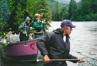 john pearson fishing guide