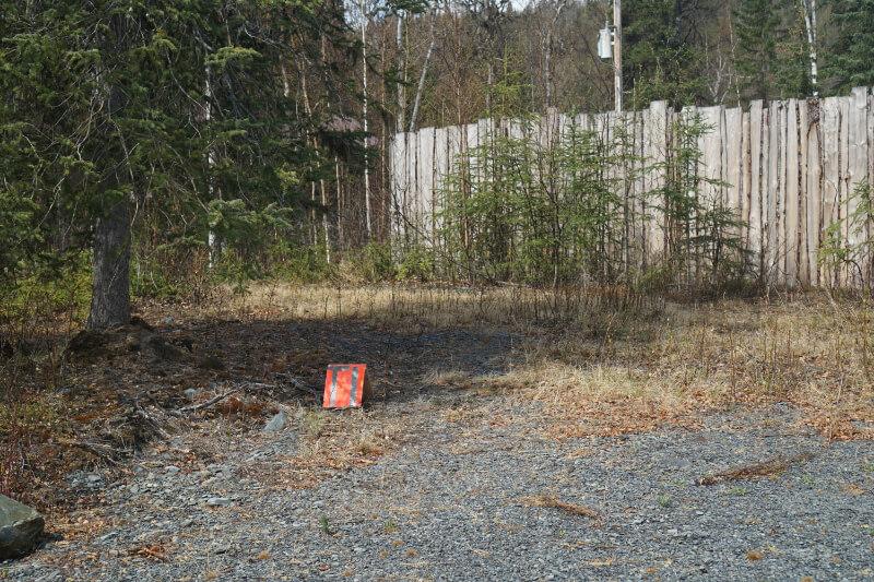 cooper landing tent site