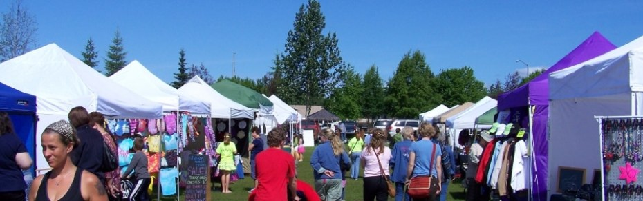 Live music and entertainment at Soldotna Creek Park