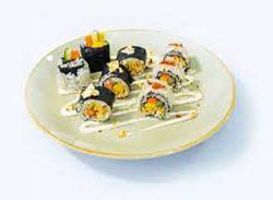 Resep Sushi Roll Crispy Chimi Tempe untuk Makan Siang