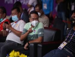 PON X  Menpora Bangga 55 Rekor Pecah di Tengah Pandemi