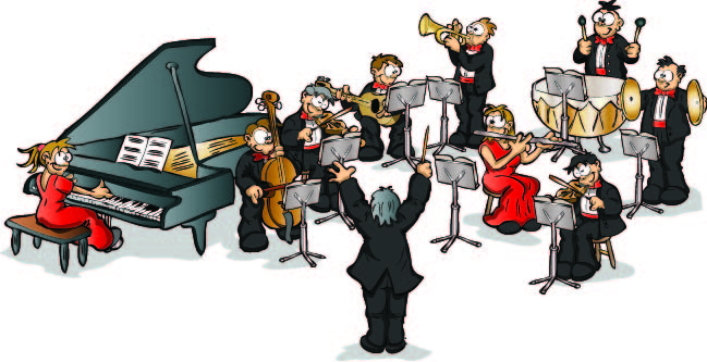 Cartoon Orchestra