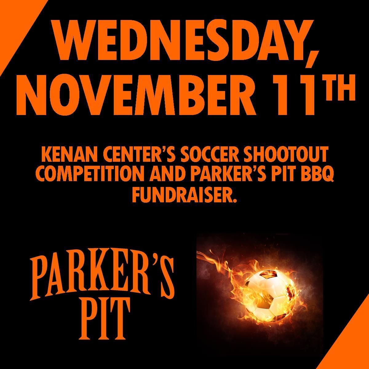 Parker's Pit Drive Thru BBQ & Soccer Shootout