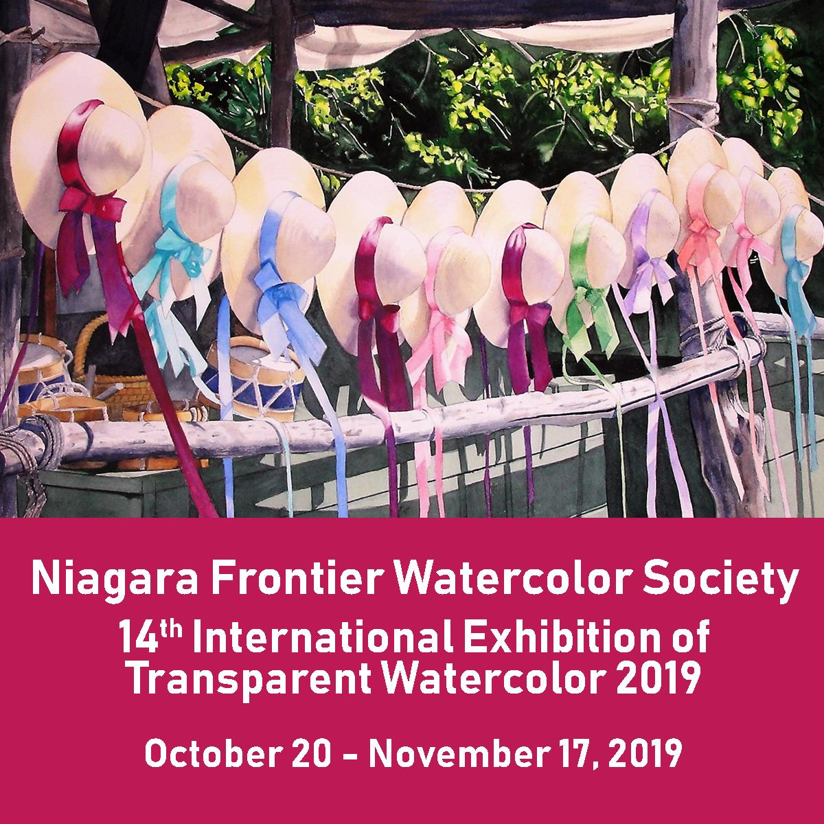 NFWS 14th International Exhibition of Transparent Watercolor