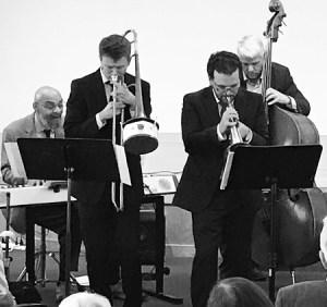 Tidings of Comfort & Jazz @ Kenan Center Taylor Theater