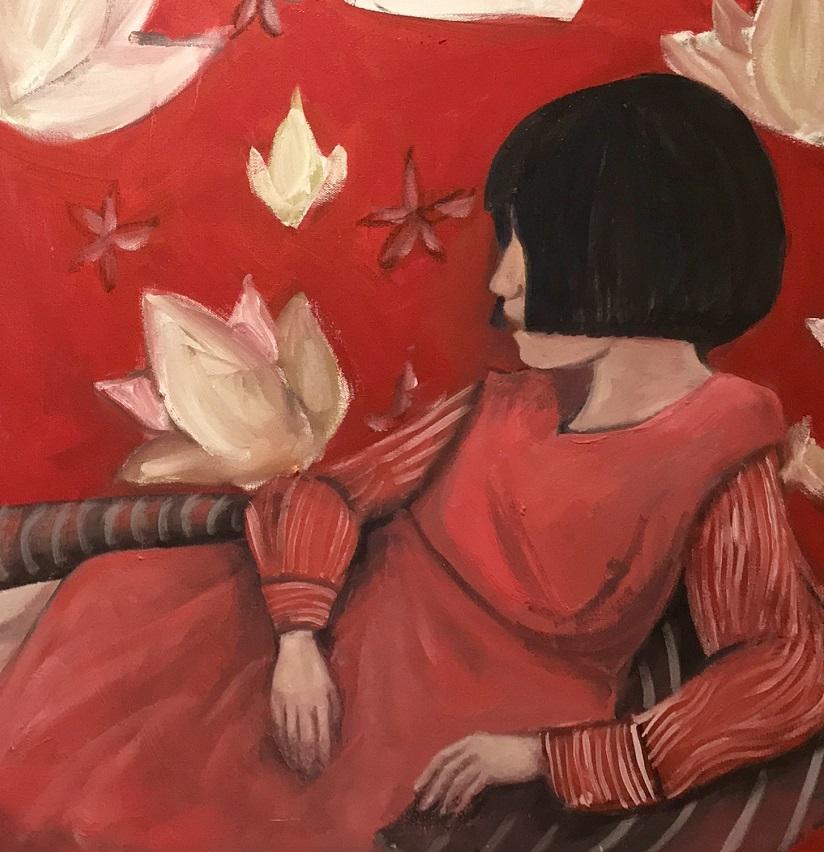 The Salt Between: Narratives in Paint