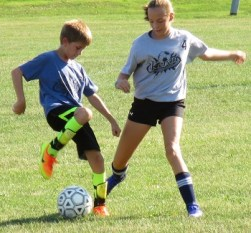 Summer Soccer Registration