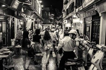 Hanoi Old Quarter Is Full Of Interesting Sidestreets