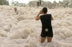 sea foam storm