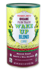 Tjs best organic fair trade coffee