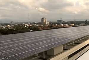 Largest Solar-Powered mall
