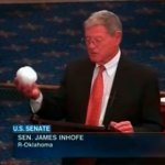 Sen. Jim Inhofe Gets PWND on Climate Change