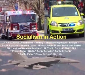USA socialism examples
