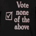 Vote–None of the Above (NOTA) option