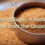 Coconut Sugar a Better Sugar Substitute?