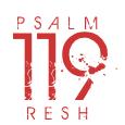 Psalm119Resh