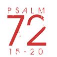 Psalm72-15-20