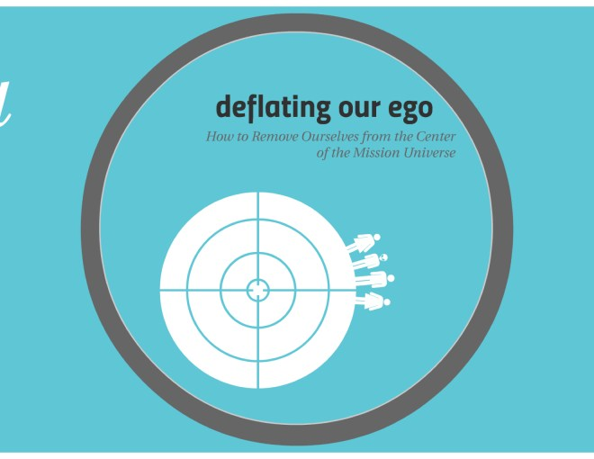 deflating our ego 1