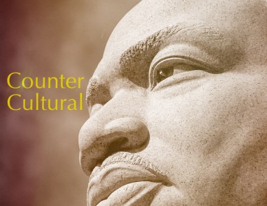 Martin Luther King Jr was countercultural