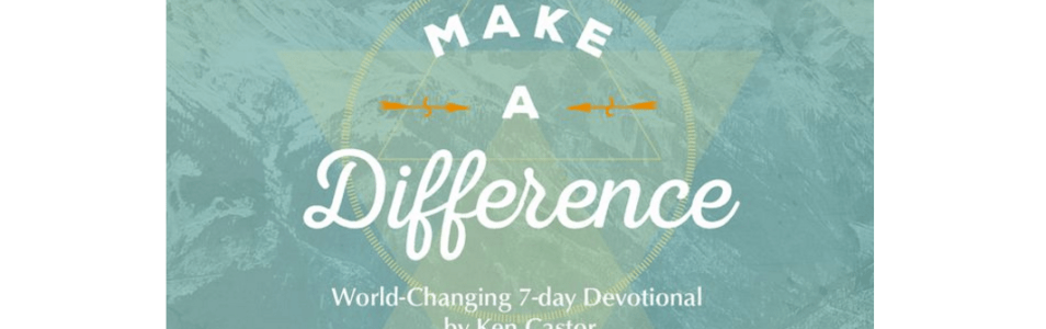 FREE 7-Day Devotional on YouVersion Bible App
