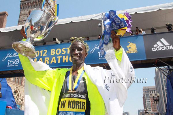 2012 Boston Marathon Weekend