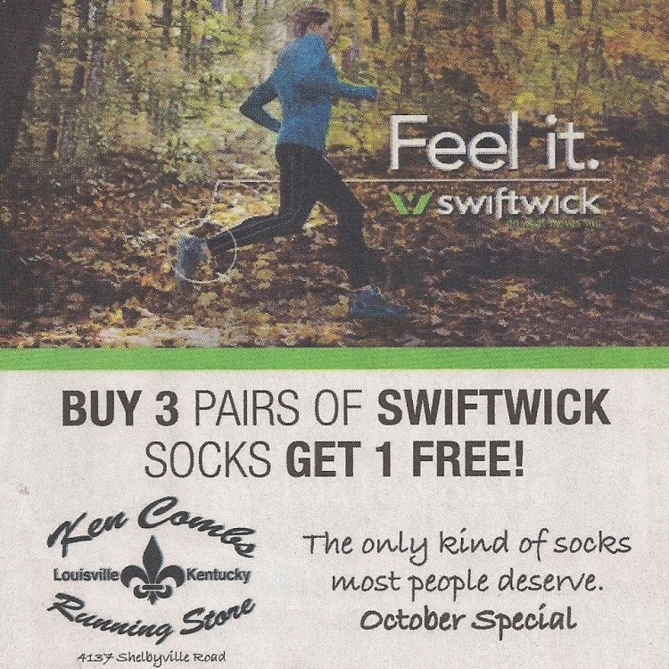 Comfy feet mean Swiftwick feat. #dowhatmovesyou