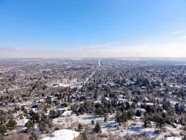 Boulder Views from Flagstaff