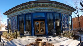 Dushanbe Tea House Downtown Boulder