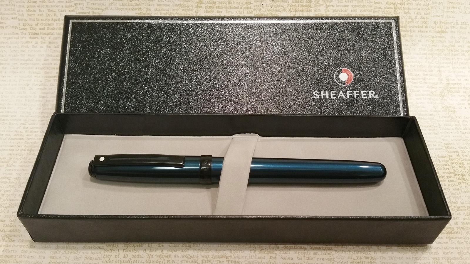 Sheaffer Prelude 380 Fountain Pen in Box