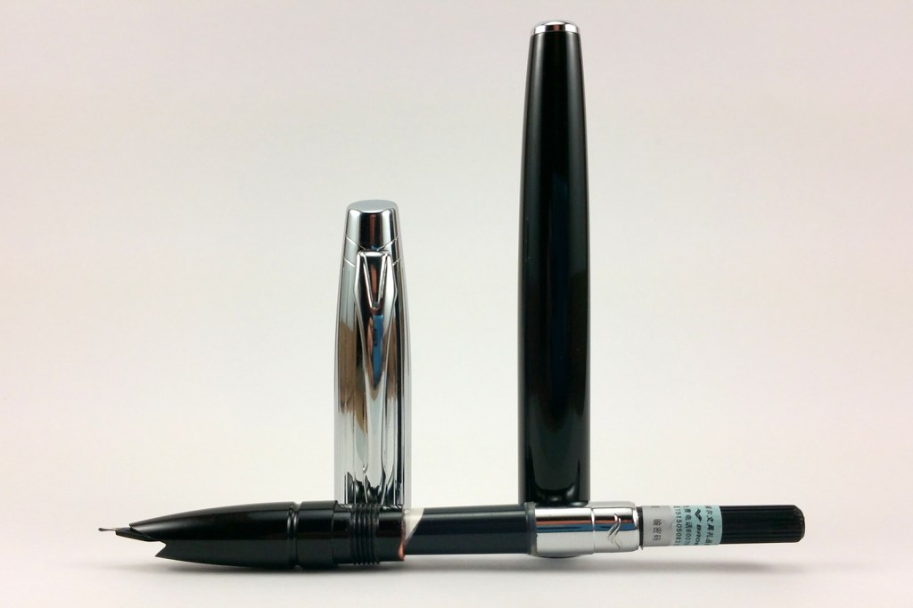 Baoer 100 Fountain Pen - Disassembled