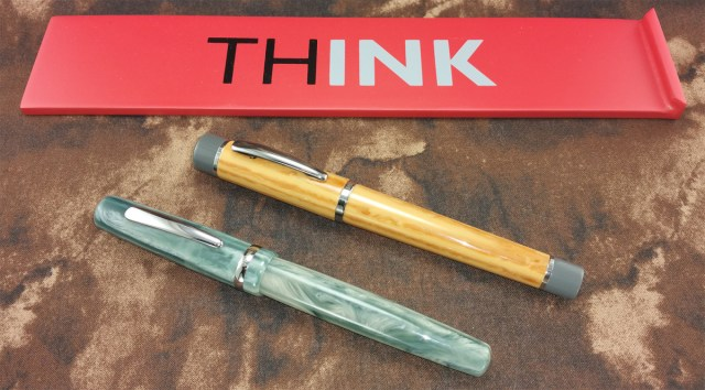 Think Pens Couture Review (Vacation & Violino)