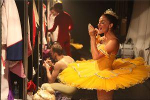 Kendall Goddard - Ballet dancer in The Wiggles