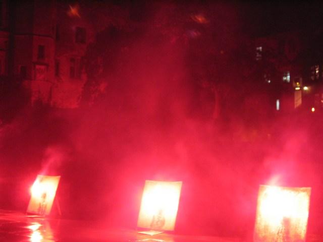 Fiery rage