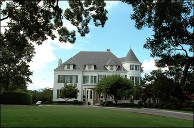 Number One Observatory Circle, Vice President's House