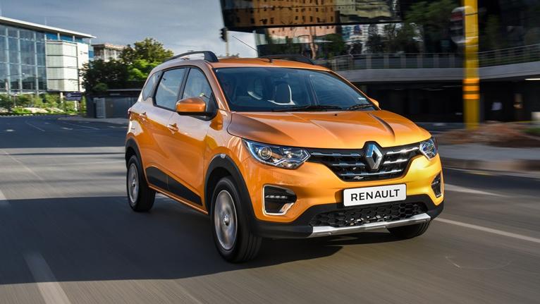 Penjualan Renault Triber