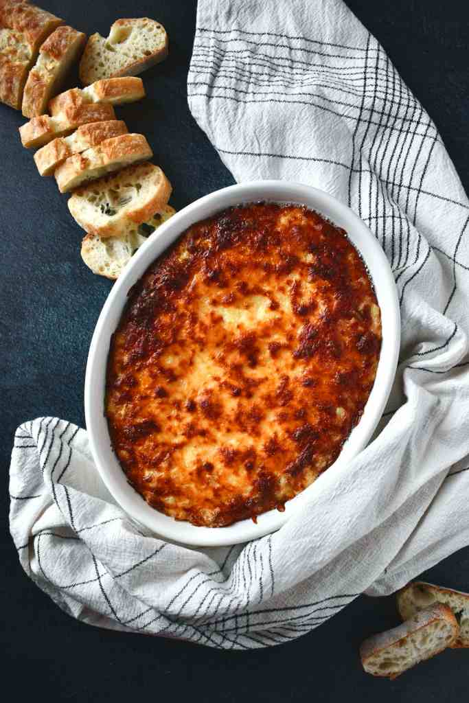 Artichoke Three Cheese Dip