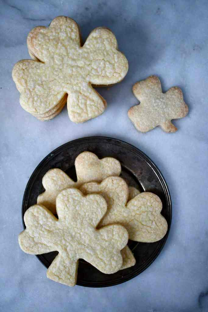 Homemade Irish Shortbread Cookies